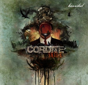 CD cover for rock band - Hannibal