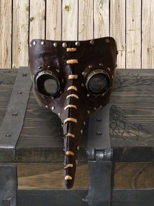 steampunk masks ben fellowes