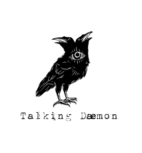 Logo icon for first Talking Daemon EP