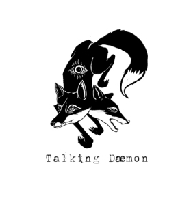 Logo icon for second Talking Daemon EP